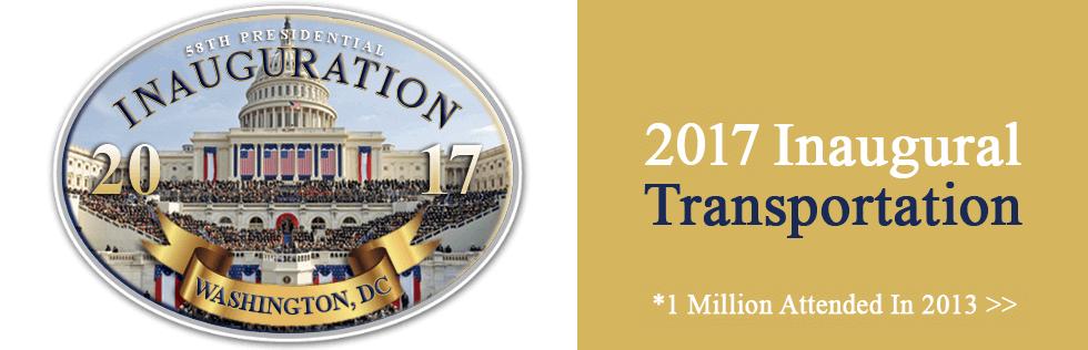 Inaugural Transportation 2013