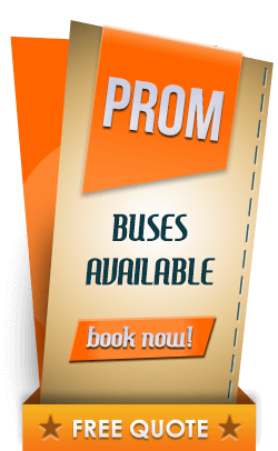 Prom Party Buses by United Coachways