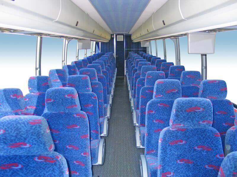 Charter Bus - 47 Passengers Image
