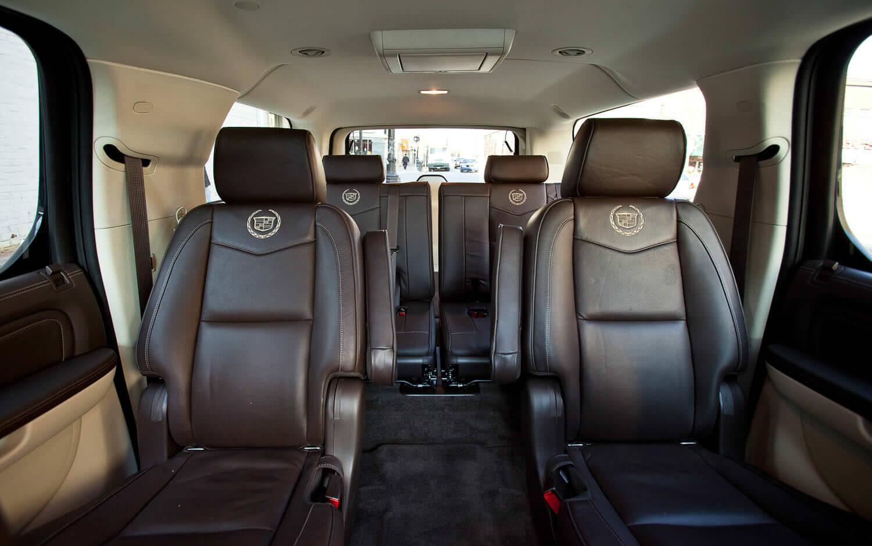 Corporate SUV - 2 to 6 Passengers Image