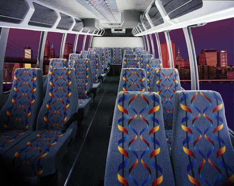 Mini Bus - 18 Passengers Image