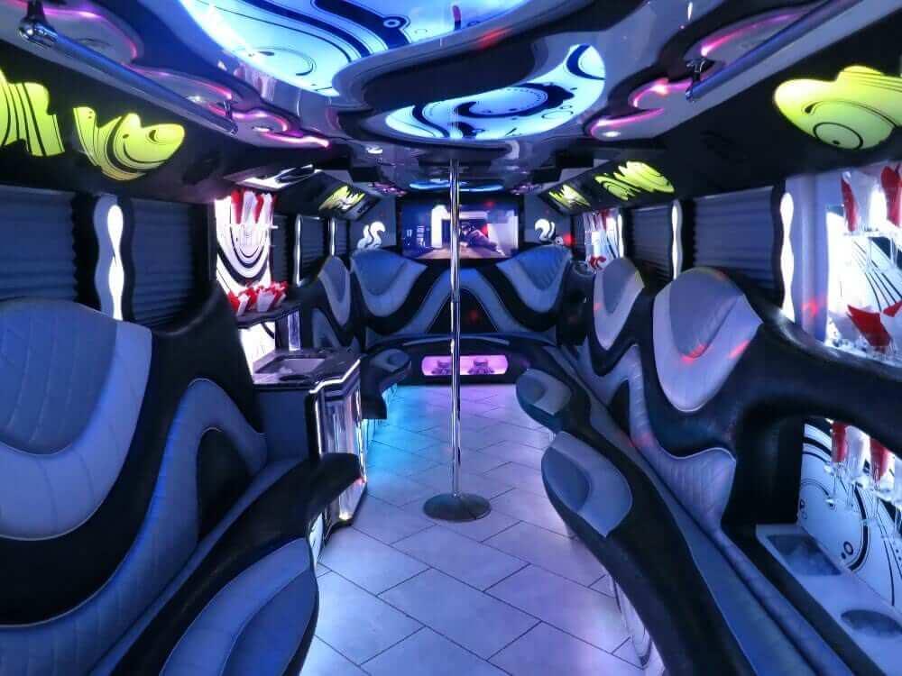 Party Bus - 24 Passengers Image