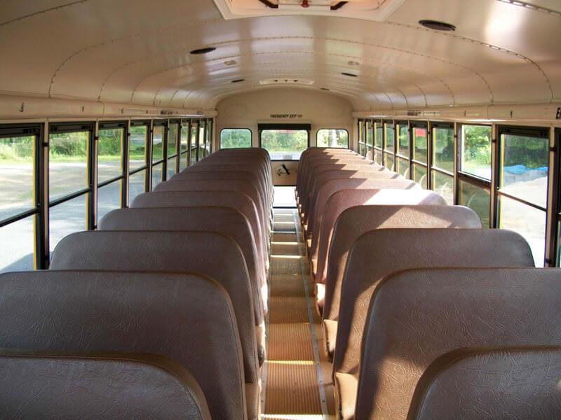 School Bus - 42 to 72 Passengers Image